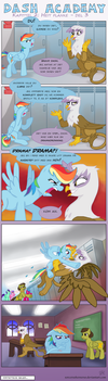 Norwegian - Dash Academy 2 Hot Flank Part 3 by TheHallOfMall