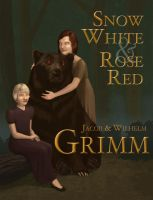 Snow White Rose Red by tigre-lys