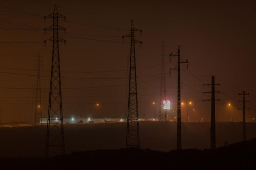 Nigth layers 2 by goncalo-lopes