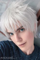 Jack Frost - make up and wig by MischAxel
