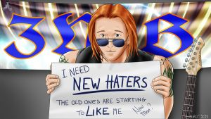 Heath Slater's request by Roselyne777