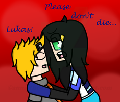 .: Please Don't Die :. by Anna-The-Cherry