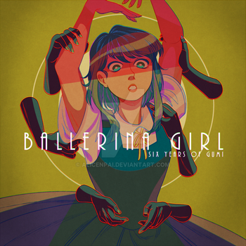 [GUMI] Ballerina Girl by alicenpai