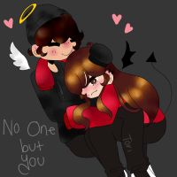 No One But You by Scribbles001