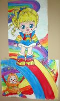 Rainbow Brite by 17cherry