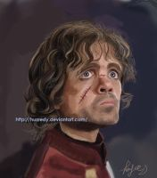 Game of thrones Tyrion-Lannister by HuzRedy