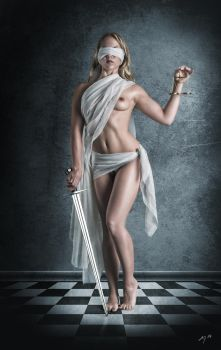 Justitia by Public-Creations