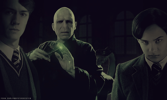 I AM LORD VOLDEMORT by ProfetaSkeeter