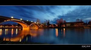 Stari Most Panorama xyz by Klek