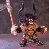 Minotaur Mini with Greataxe by the-gil-monster