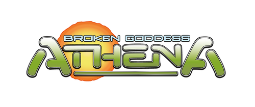 Broken Goddess Athena logo - definitive version by hde2009