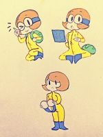 I Am Dendy by brihanna25