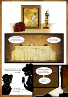 Amazing Fred page 1 by MariChan27