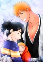 Another Happy Family by RivaAnime
