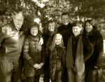 Sepia Tone Family Portrait Example by lilly-peacecraft