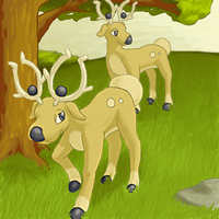 Golden Stantler
