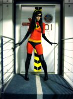 Violet, the Incredible by Nyima-chan