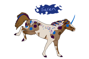 N1054 Seren by casinuba