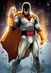 Space Ghost by viniciustownsend