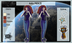 COE character ref - Adia by Aspi-Galou