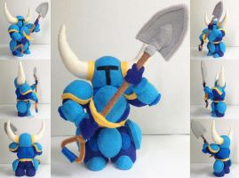 Shovel Knight by ToodlesTeam