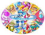 Commission: Mighty ZX by ultimatemaverickx