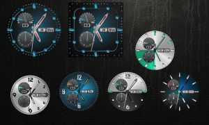 Generator Clocks for xwidget by Jimking
