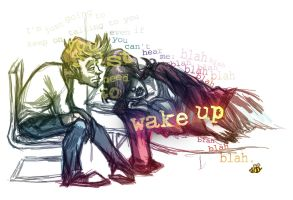 wake up by real-faker