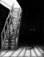 The Basement by Ravenfire5