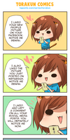 Torakun Comics: Social Media Flirting by torakun14