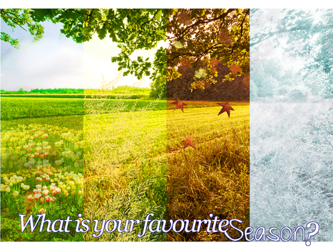 What is your favourite Season? by Espeon98
