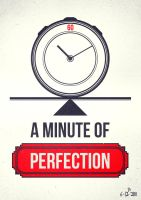 A Minute Of Perfection by Espador