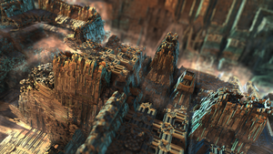 Lost City #245 by Swoopswatkill