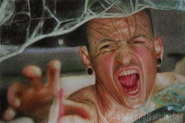 Dead By Sunrise - Chester Bennington by im-sorry-thx-all-bye