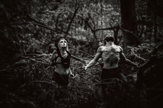 Primal Scream by nikongriffin
