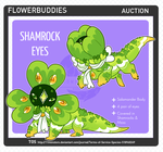 [OSP-ADPT] Flowerbuddie: Shamrock Eyes - CLOSED by KngCorvidae