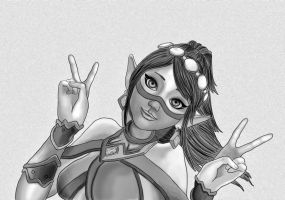 Ying Paladins by Klowreed