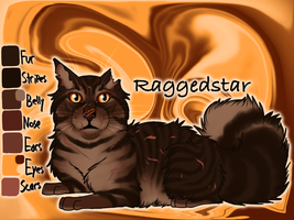 Raggedstar of ShadowClan - Yellowfang's Secret by Jayie-The-Hufflepuff