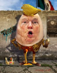 Humpty Trumpty by RodneyPike