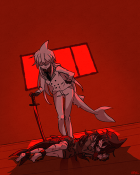 -Wadanohara Spoilers- you deserve this by aryllins