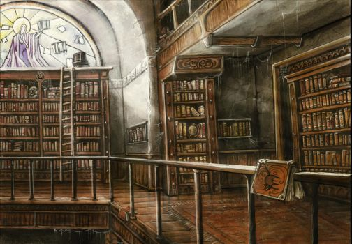 Library by mr-nick