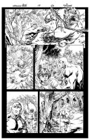 Incredible Hulk  #10  pg 6 by TomRaney