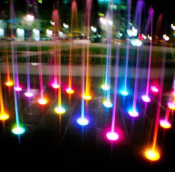 Rainbow Lights by dreamer07079