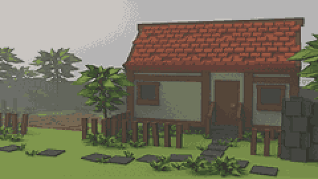 3D Style Test 12-2-15 by 1bardesign