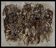The Council of Thirteen by Gromuel
