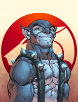 Panthro by AlonsoEspinoza