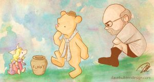 Fozzie the Pooh by dhulteen