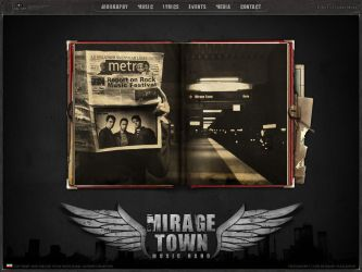 MIRAGE TOWN MUSIC BAND by hashemkalantar