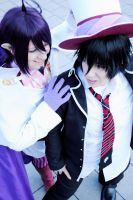 Ao no Exorcist - LOVE by kayleighloire