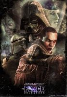 Star Wars The Force Unleashed: SE by jdesigns79